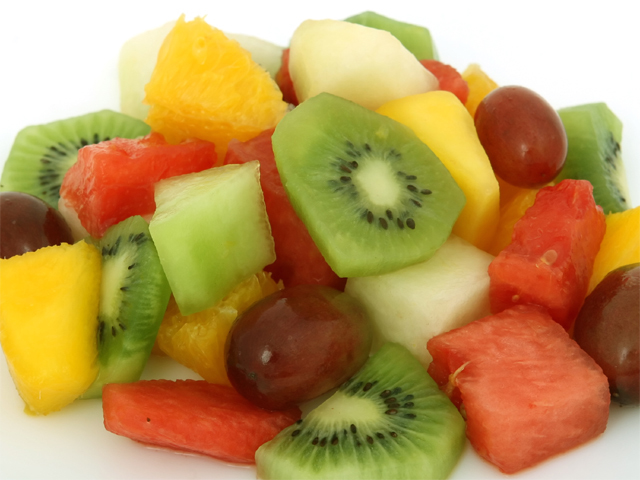 Edible arrangements: Thanksgiving fruit and cheese centerpiece