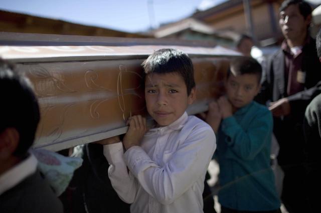 Sísmo daña a los más pobres y vulnerables