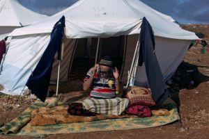 Unos 11,000  huyen de Siria en 1 día