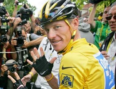 Armstrong parte de una guerra sin ganador