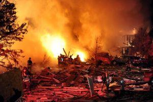 Un fuerte estallido en Indianápolis deja tres muertos