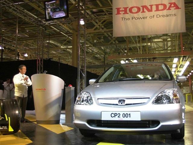 Honda lanzará su Civic 2013  en Los Ángeles