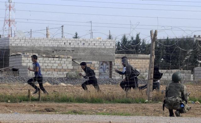 Israel y Siria en una confrontación directa