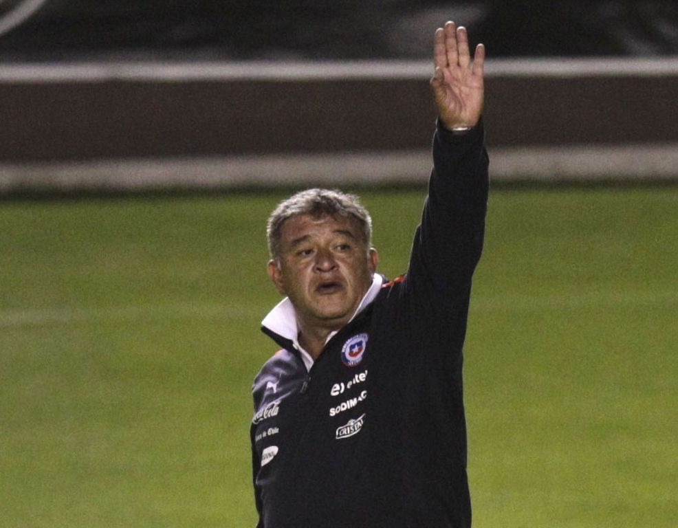 Despiden a Borghi, técnico de selección chilena