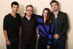 Director de 'Twilight' habla del gran final de la saga (fotos y video)