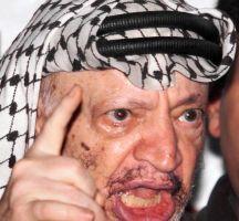 Exhumarán  restos de palestino Yaser Arafat