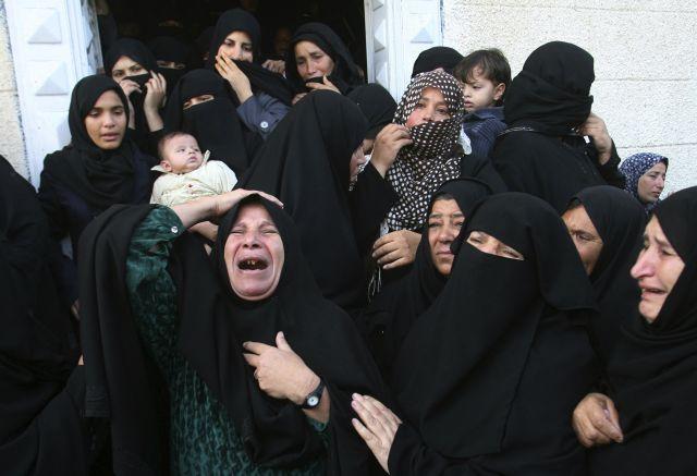 Ataques israelíes en Gaza dejan 16 muertos (Fotos)