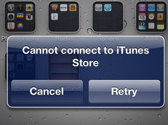 Vuelve a funcionar la tienda online de Apple