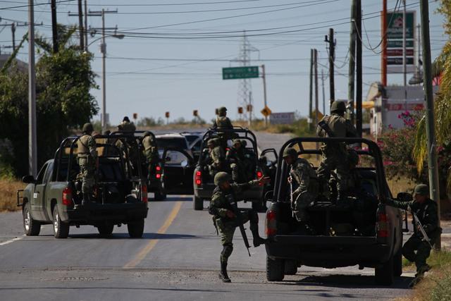Renuncia fiscal encargado de combatir crimen organizado en México
