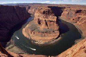 EE.UU y México se reparten el agua del Río Colorado