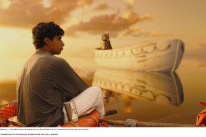 'Life of Pi' apuesta por la imaginación y pierde el rumbo (fotos)