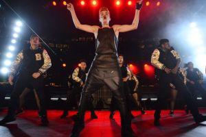 Bieber es abucheado en Canadá (Fotos y video)