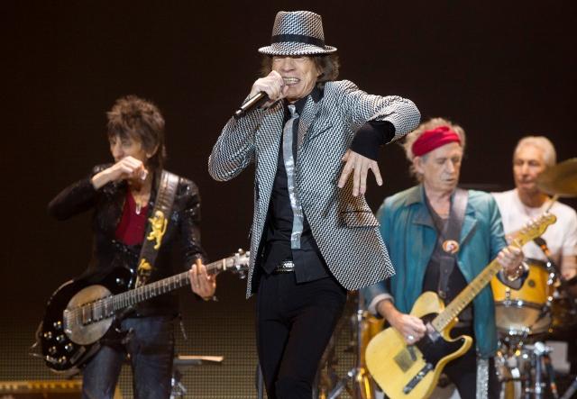 Rolling Stones arrasan en su regreso a los escenarios