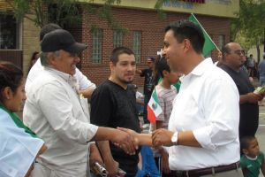 """Juan Ochoa: """"En Cicero la gente le tiene miedo al gobierno"""""""