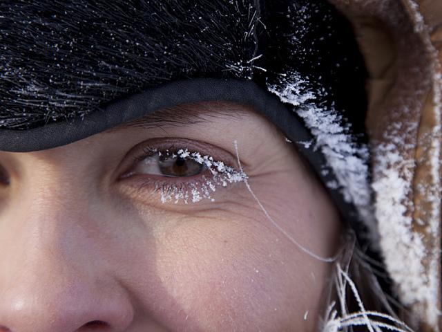Protégete del frío, prepárate para el invierno