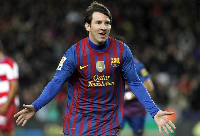 Lionel Messi  ya está convertido en una leyenda del Barcelona.
