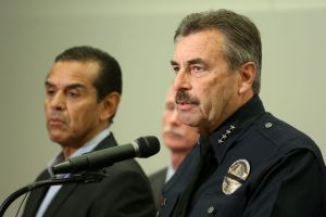 Arrestan a 4 sospechosos del crimen múltiple de Northridge (fotos)