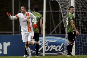 Amarra Galatasaray su pase a octavos al vencer al Braga