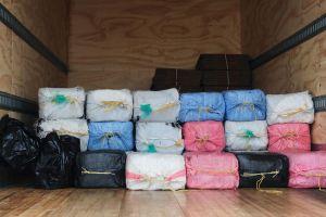 Incautan 2.6 toneladas de cocaína en el Caribe