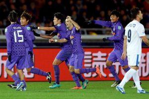 Mundial de Clubes inicia con triunfo de Japón