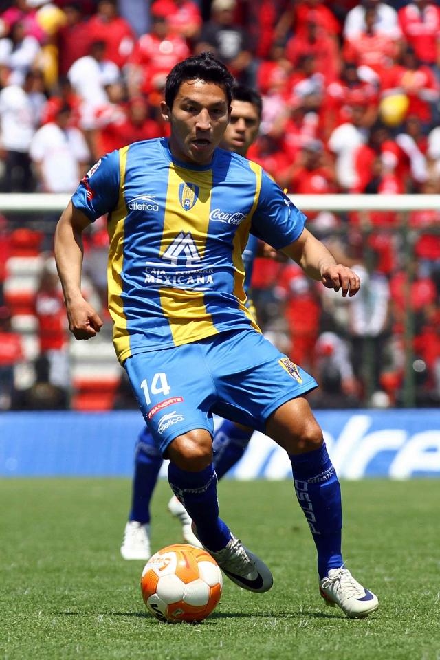 César Villaluz tendría nueva piel,  pero hasta mayo de 2013.