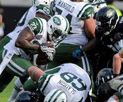 Jets resucitan frente a Jacksonville y siguen con vida