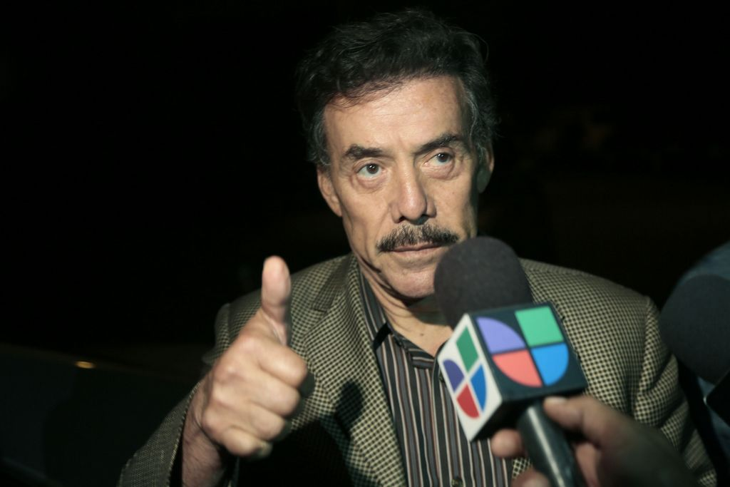 Pedro Rivera, padre de Jenni Rivera.