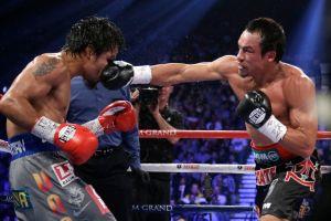 Sulaiman felicita a Márquez y Pacquiao por su gran pelea