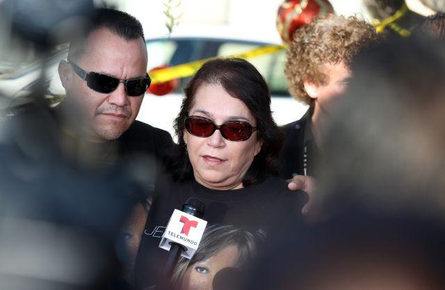 Madre de Jenni Rivera sigue a la espera de un milagro (fotos)