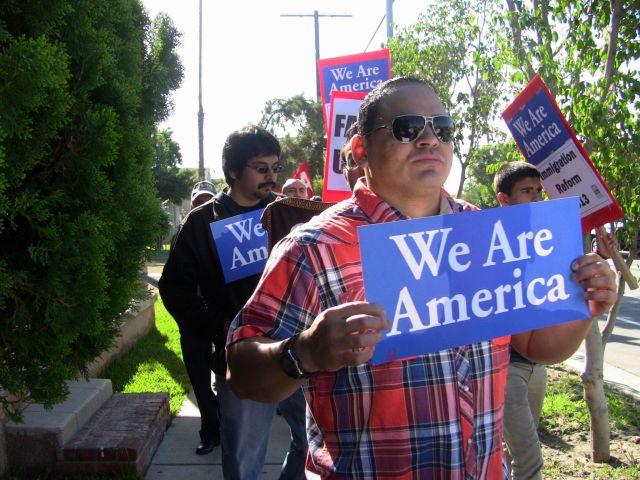 Evaluarán apoyo de congresistas a la reforma migratoria