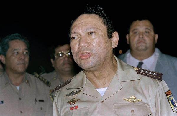Noriega cumple un año preso en Panamá (Fotos y Video)