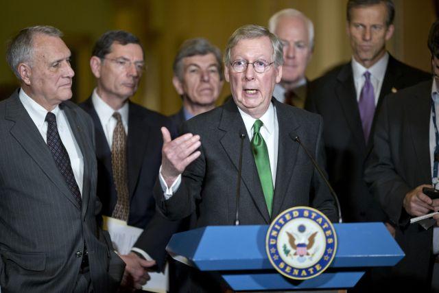 Piden a demócratas descripción de recortes de impuestos