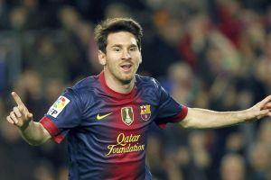 Designa revista inglesa a Messi como Mejor Jugador de 2012