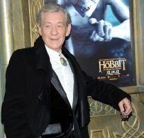 Ian McKellen confirma su pasión por el mundo de 'The Lord of the Rings' con 'The Hobbit'