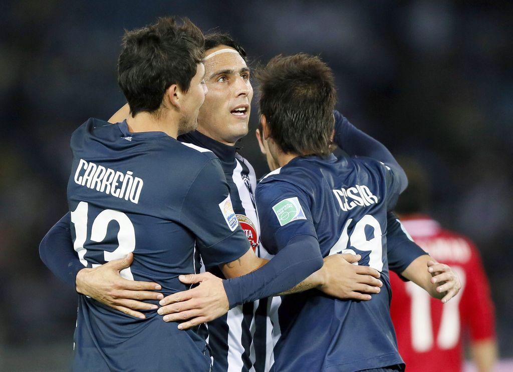 Monterrey logra un histórico tercer lugar en el Mundial (Fotos)