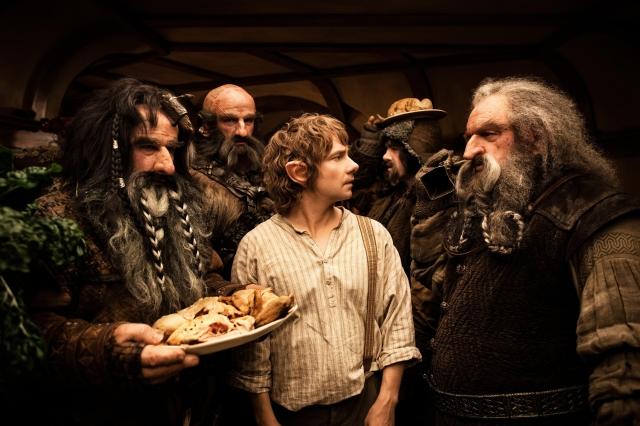"""The Hobbit"" lidera taquilla mundial"