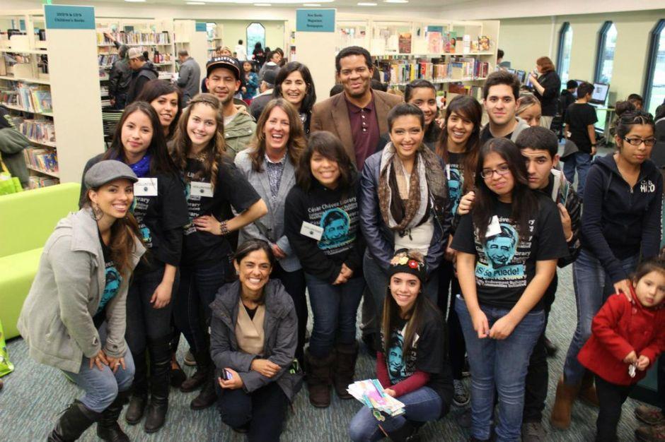 Salinas reestrena Biblioteca