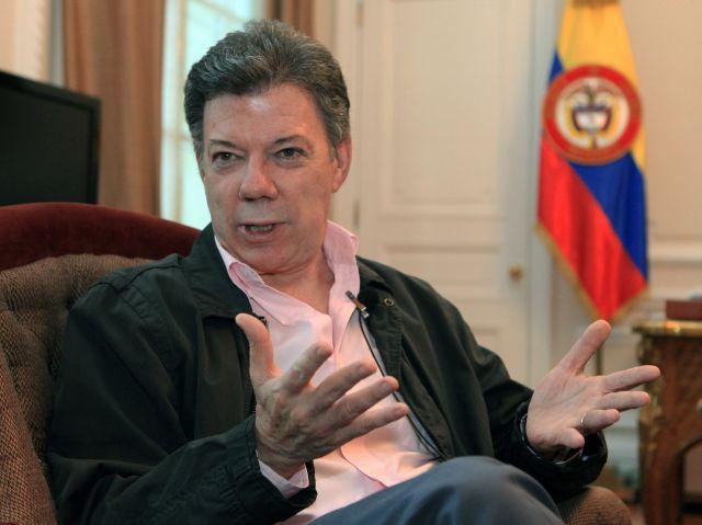"""Santos: """"irracional"""" ausencia de ganaderos colombianos en foro de ONU"""