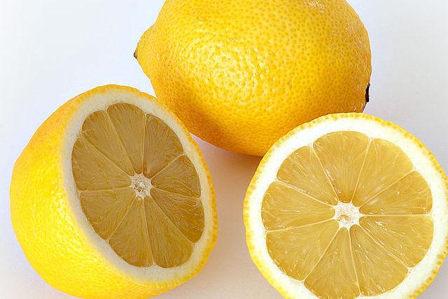 Vinagretas caseras con limones confitados