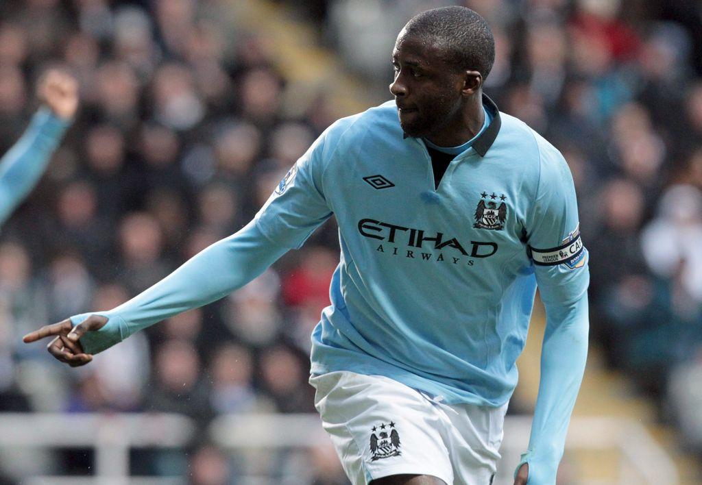Yayá Touré fue elegido Mejor Jugador Africano por segundo año consecutivo