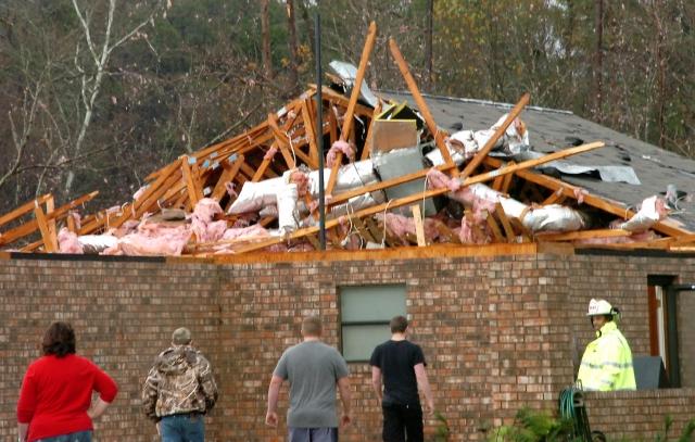 Tormenta provoca un fallecimiento en Texas