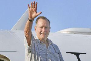 Se agrava salud del expresidente George Bush padre