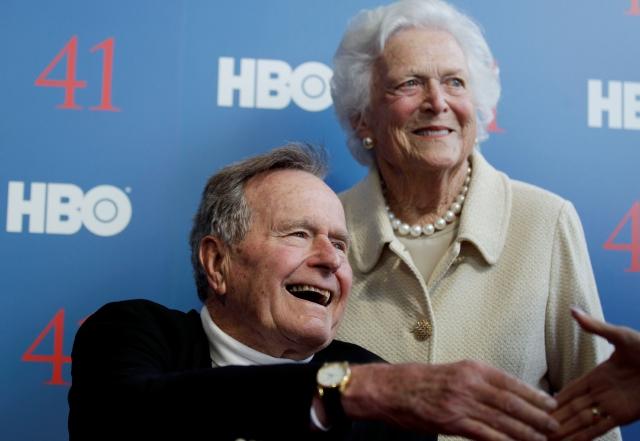 Bush padre,   aún de cuidado