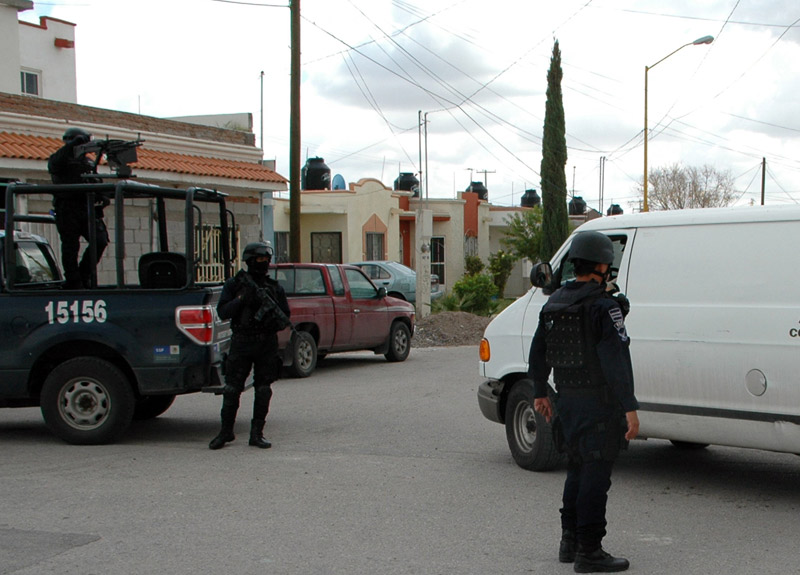 Muerte de jefe de Los Zetas causa enfrentamientos en Veracruz