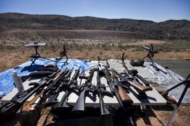 Suben   ventas de   armas