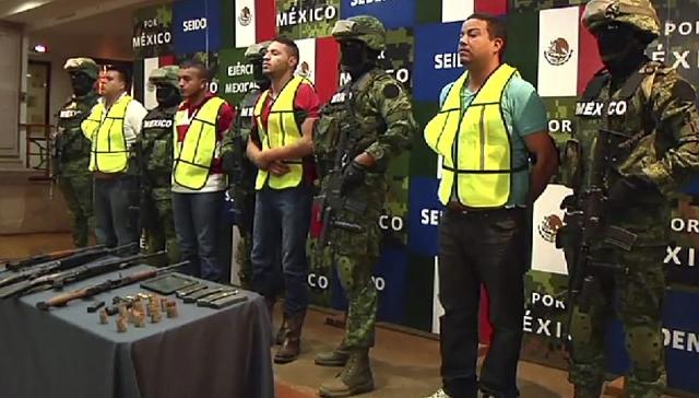 Se arresta este sexenio en México a más de 50,000 personas