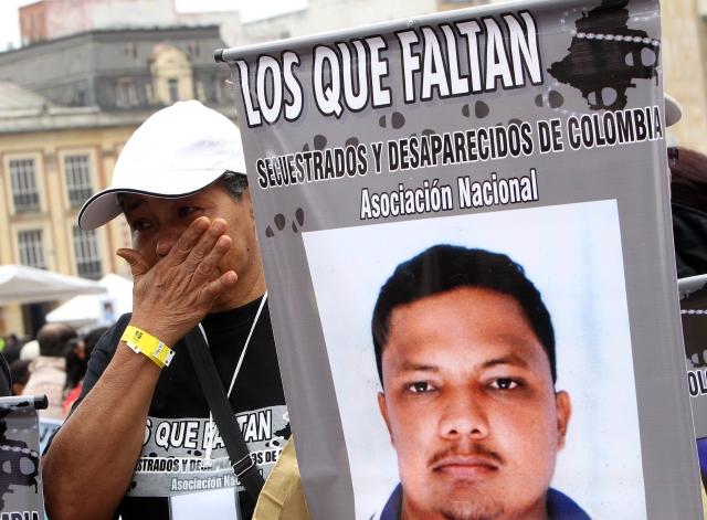Afirman que las FARC tienen a 3.235 civiles secuestrados