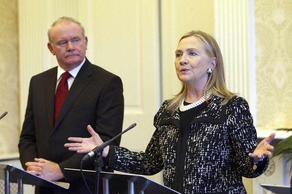 Doctores esperan que Hillary Clinton se recupere (Fotos)