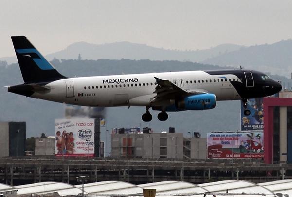 Mexicana de Aviación no despega en el 2012