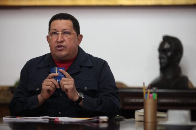 Quieren saber  sobre Chávez